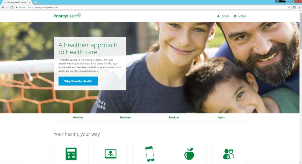 priority-health-website
